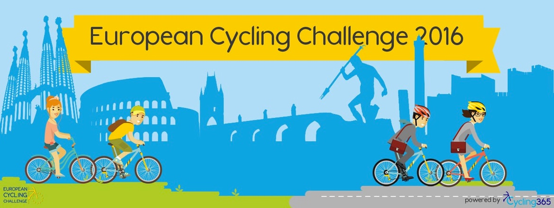 Image de l'article du Challenge Européen du Vélo 2016