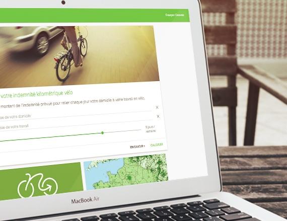 Image de l'article calculer son indemnité kilométrique vélo en quelques clics