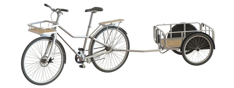 Sladda, le vélo urbain d'Ikea