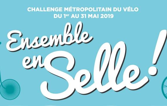 Ensemble en selle : le challenge métropolitain du vélo à Lille de retour pour une édition 2019